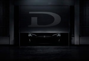Tesla Will Unveil 'The D' On October 9th