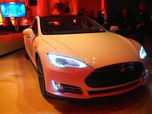 Tesla Model S D