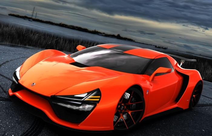 Trion Nemesis 2000HP Supercar Prototype Production Starts In 2015