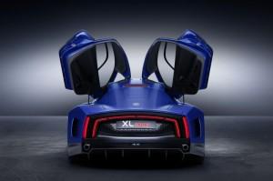 Volkswagen XL Sport Announced In Paris