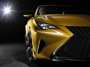 Lexus LF-C2 Concept Unveiled At The LA Auto Show
