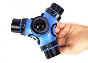 Blocks Multifunctional 360 Degree Camera Unveiled With Unique Design (video)
