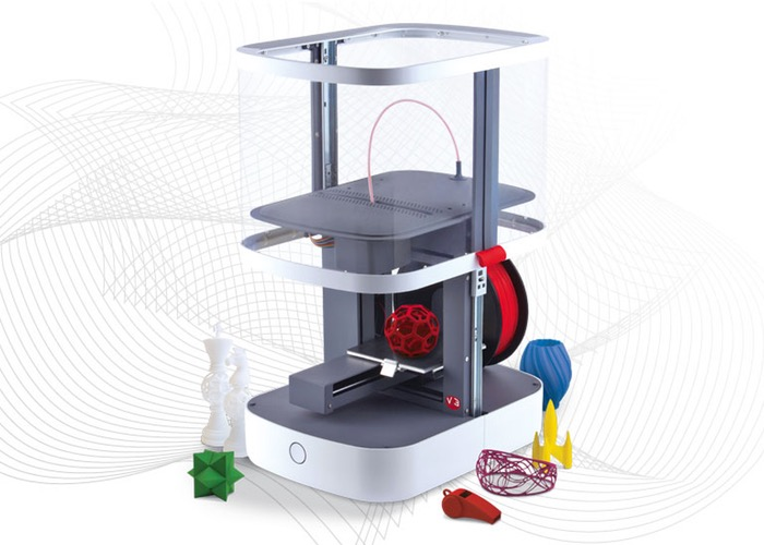 Build Your Own 3D Printer Via A Weekly A Magazine Subscription For £6.99
