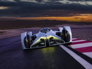 Chevrolet Chaparral 2X Vision Gran Turismo Concept Unveiled