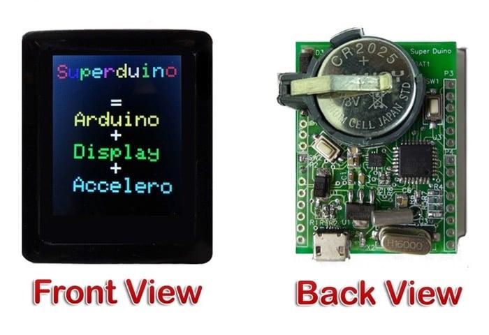 Arduino Color Display