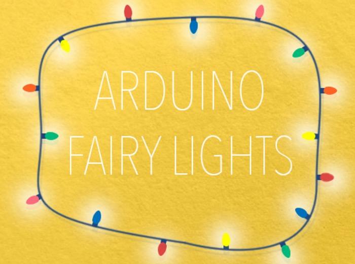 Arduino Fairy Lights
