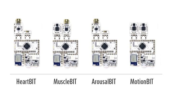 Arduino Motion Sensors
