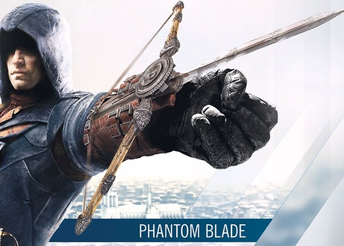 Assassins Creed Phantom Blade