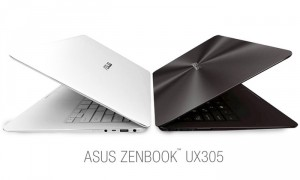 Asus Zenbook UX305 Ultrabook Spotted At The FCC