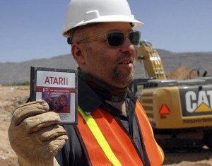 First 100 Atari ET Landfill Games Auctioned Raise $37,000 On eBay