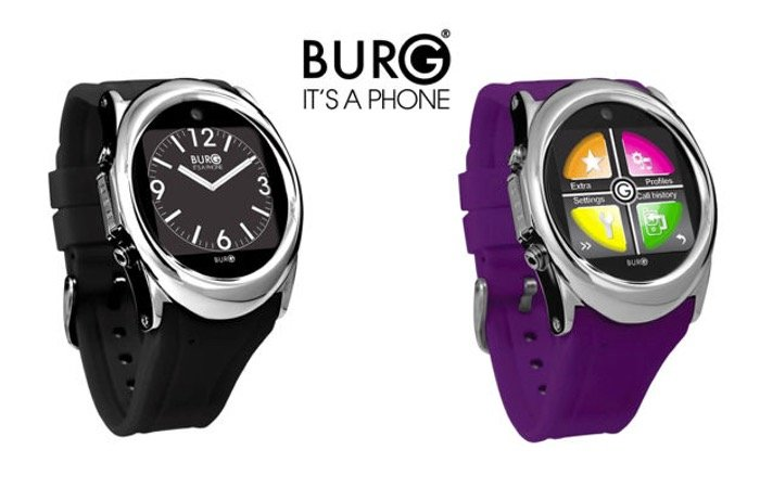 BURG 12 Watchphone