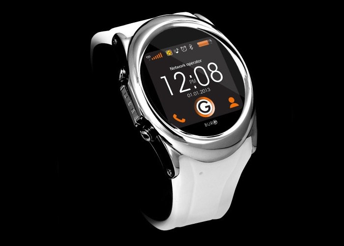 BURG 12 Watchphone Unveiled For $199