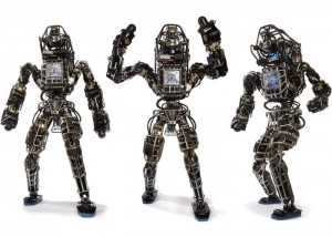 Atlas Robot's New Software Lets It Walk More Like A Human (video)