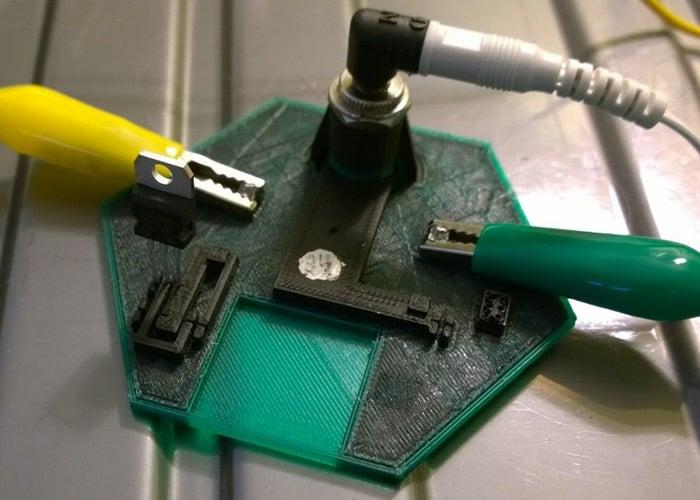 Conductive 3D Printing Filament