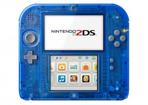 New Nintendo Crystal Red And Crystal Blue Nintendo 2DS Systems Unveiled