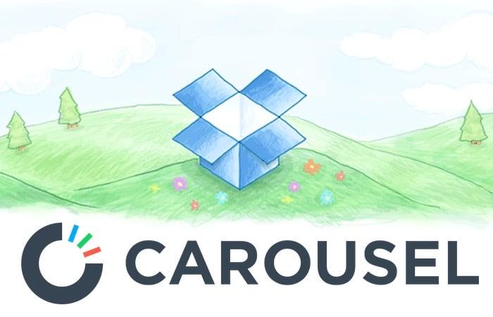 Dropbox Carousel