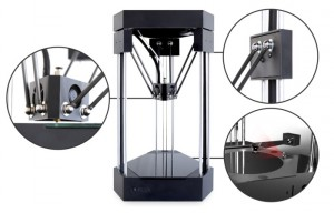 FLUX All-in-One System Offers 3D Printing, 3D Scanning, Laser Engraving And More (video)