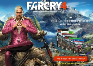 Far Cry 4 101 Official Launch Trailer Released (video)