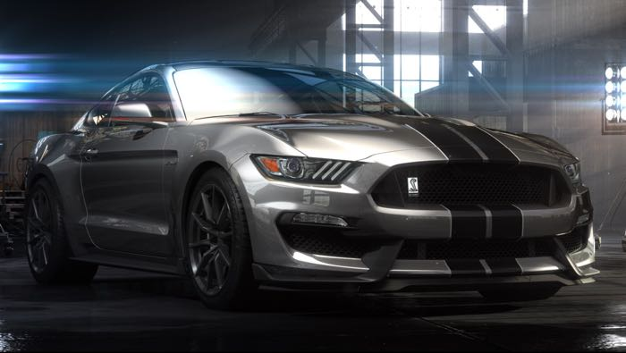 Ford Shelby GT3506