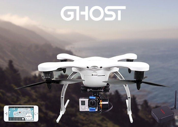 Ghost Drone