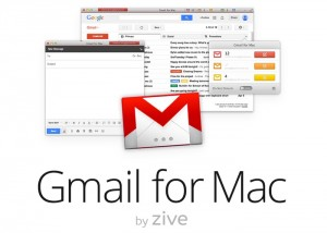 Gmail For Mac Desktop Client Created By Zive (video)