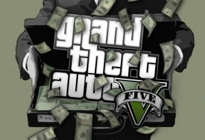 Grand Theft Auto 5 UK's Best Ever Selling Game