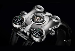 HM6 Space Pirate Watch Now Available For $230,000 (video)
