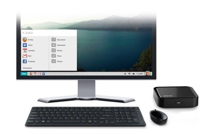 Imp ARM-based Ubuntu Mini PC
