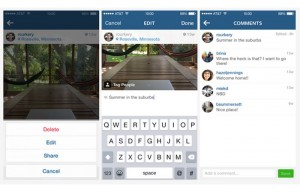 Instagram Update Adds Highly Requested Caption Editing Feature