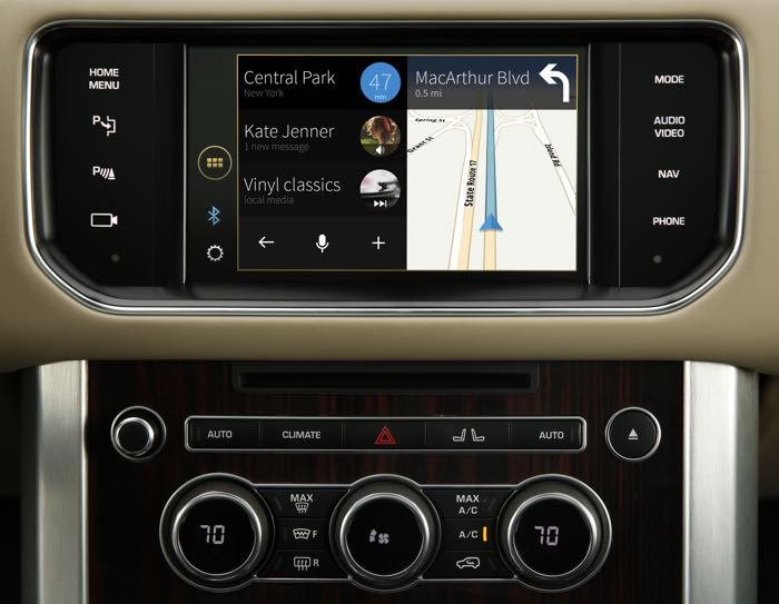 Jaguar Land Rover JustDrive