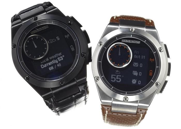 Michael Bastian HP Smartwatch