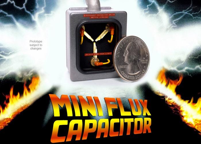 Mini Flux Capacitor