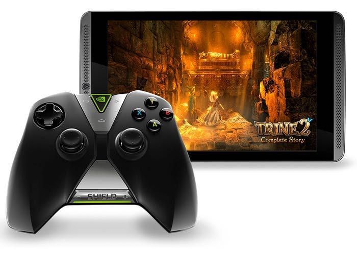 NVIDIA Shield Tablet LTE