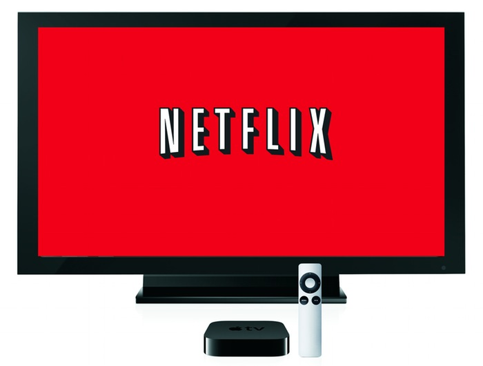 Netflix US traffic