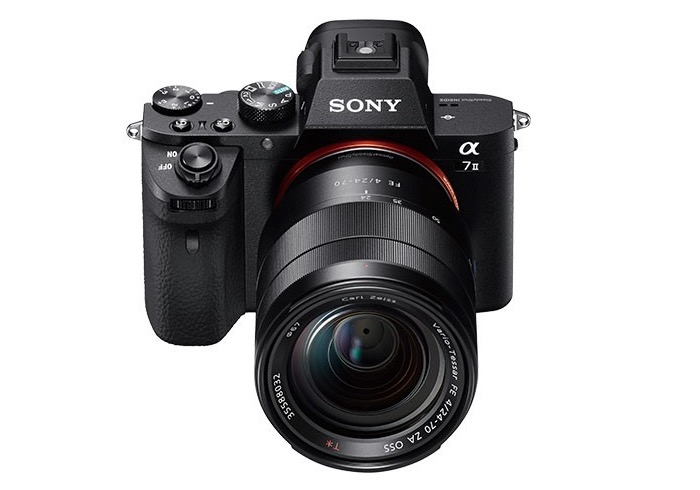 New Sony Alpha 7 II Mirrorless Camera