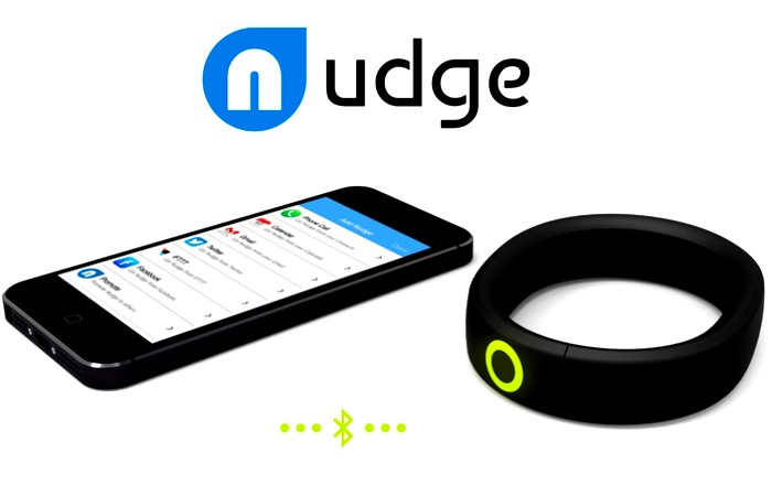 Nudge Notification Smartband