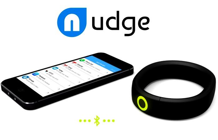 Nudge Notification Smartband