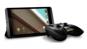 Nvidia Shield Tablet Receives Android 5.0 Lollipop (video)