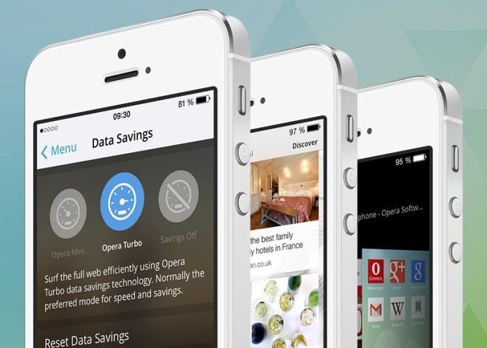 Opera Mini iOS