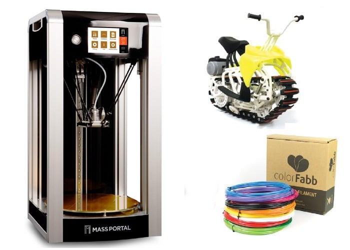 Pharaoh Delta 3D Printer