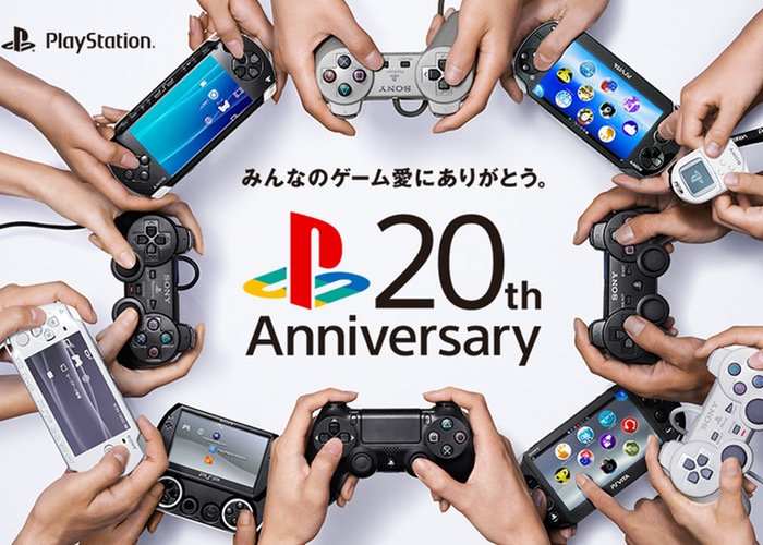 PlayStation 20th Birthday