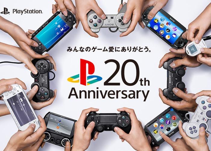 PlayStation 20th Birthday