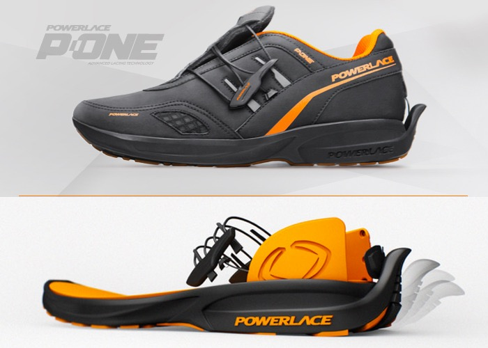 Awesome Powerlace Auto Lacing Shoes Launch On Kickstarter