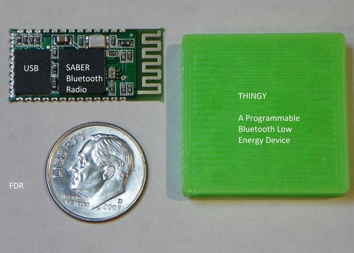 Programmable Bluetooth Module