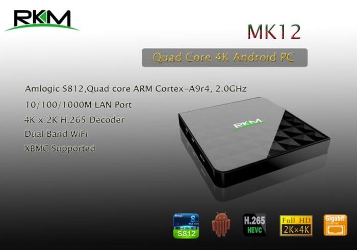 Rikomagic M12