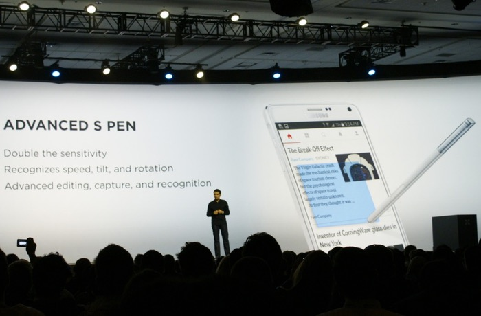 Samsung Advanced S Pen