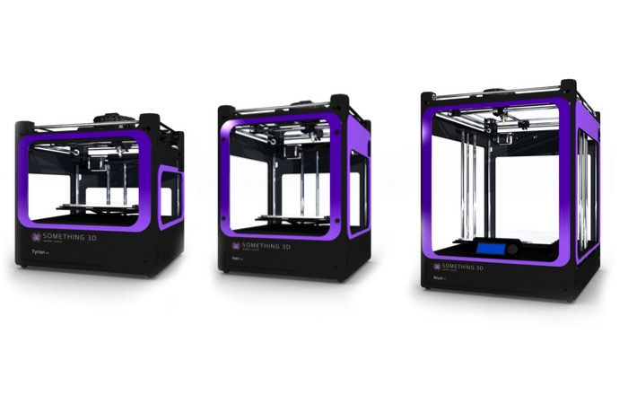 Something3D 3D Printers