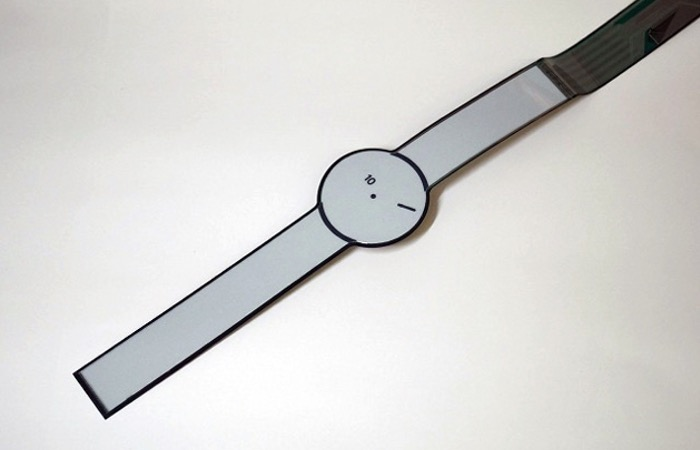 e-Ink Watch