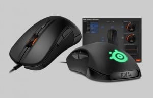 Latest SteelSeries Rival Gaming Mouse Includes Customisable 3D Printed Nameplate