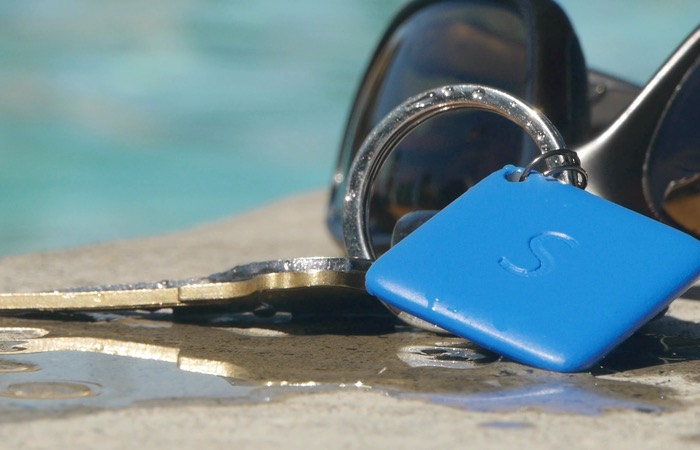 StoneTether Water Resistant Tracking Device Supports iOS And Android (video)